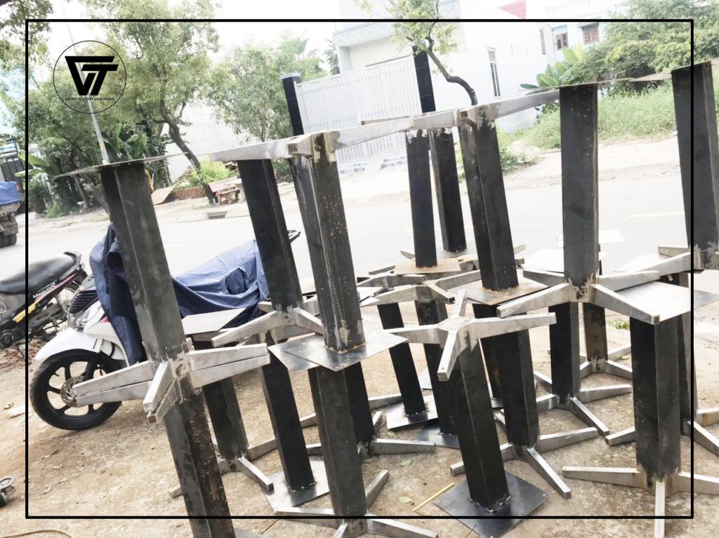 Chân bàn sắt - Vinh Thành Steel