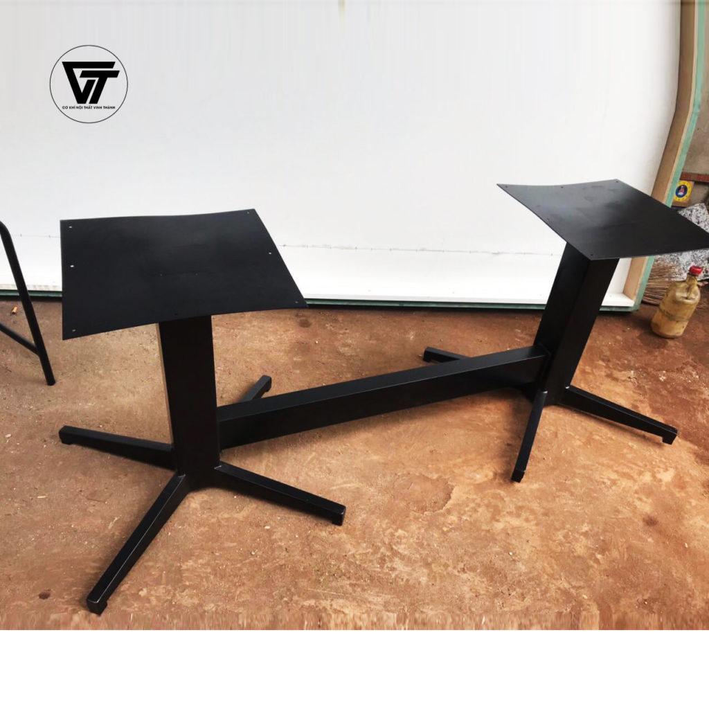 Chân bàn họp bằng sắt - Vinh Thành Steel